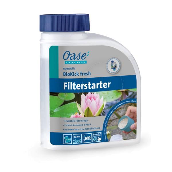 OASE BioKick fresh Teichbakterien 500ml - 4010052431451   by gartenteiche-fockenberg.de