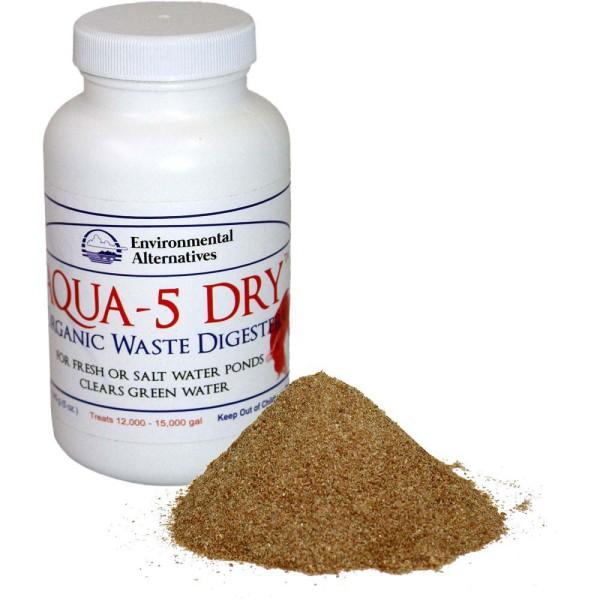 Aqua 5 Dry Filterbakterien 140g - 4260439780027 | © by gartenteiche-fockenberg.de
