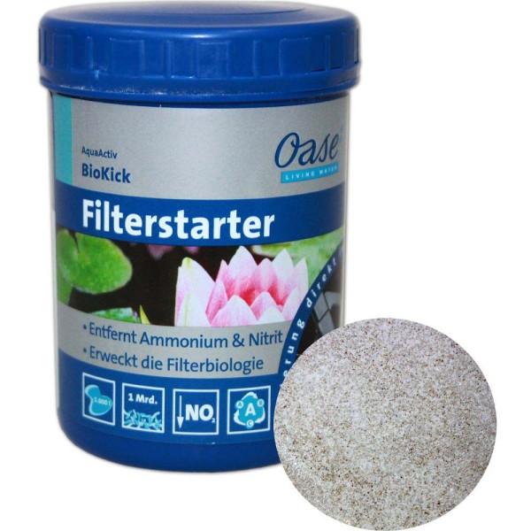 Oase Filterstarter Teichbakterien 100ml - 4010052431505 | © by gartenteiche-fockenberg.de