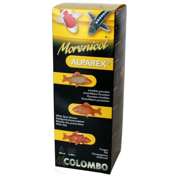 COLOMBO Morenicol Alparex Fischmedizin 250ml - 8715897025563 | © by gartenteiche-fockenberg.de