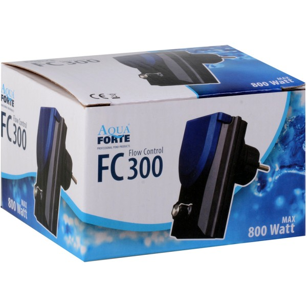 AquaForte FC-300 Flow Control Leistungsregler - 8717605082318 | by gartenteiche-fockenberg.de