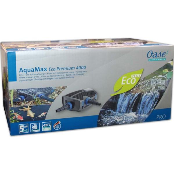 OASE AquaMax Eco PREMIUM 4000 Teichpumpe - 4010052507347 | © by gartenteiche-fockenberg.de