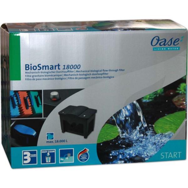 Oase BioSmart 18000 Teichfilter - 4010052567761 | © by gartenteiche-fockenberg.de