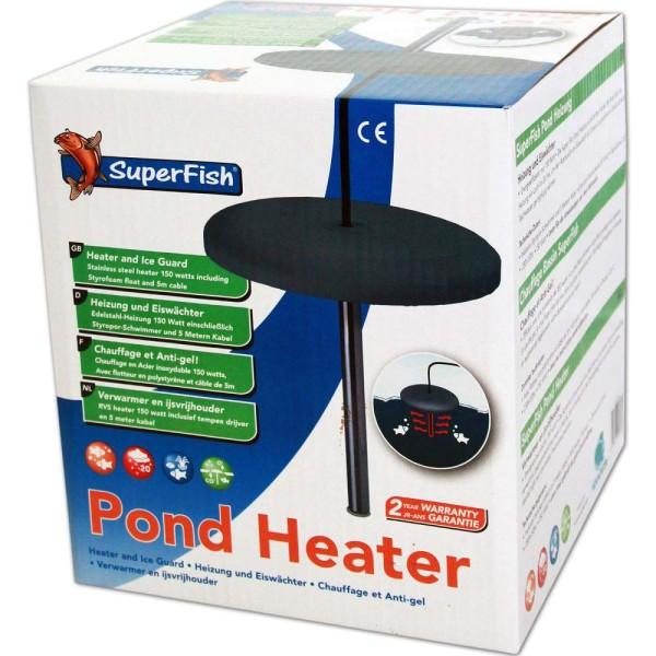 Superfish Pond Heater Eisfreihalter 150W - 8715897225789 | © by gartenteiche-fockenberg.de