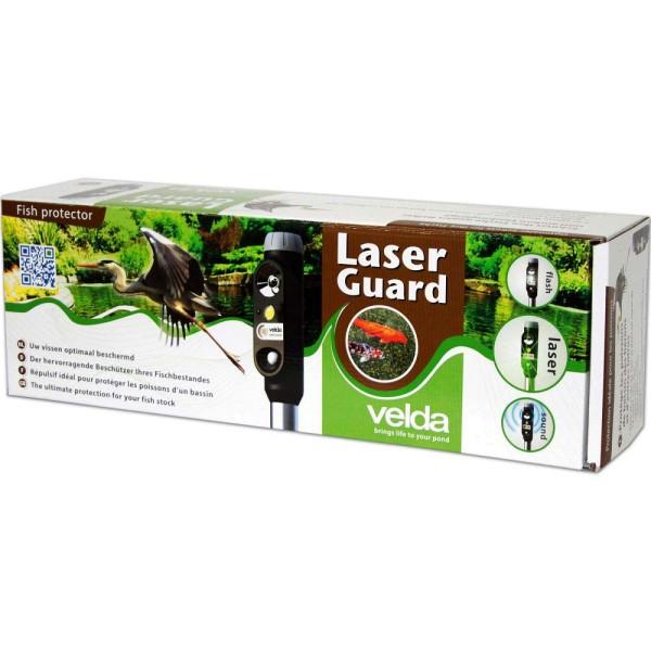 Velda Laser Guard Reiherschreck mit Laser - 8711921249950 | © by gartenteiche-fockenberg.de