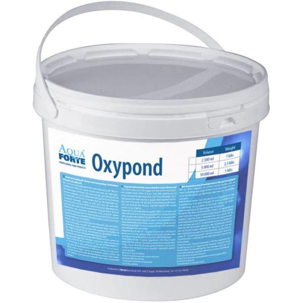 AquaForte OxyPond Algenbekämpfung 5kg - 8717605040189 | by gartenteiche-fockenberg.de