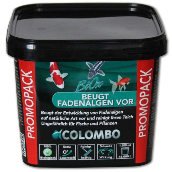 Colombo BiOx Promobox Algenbekämpfung 1,5L - 8715897247705 | © by gartenteiche-fockenberg.de