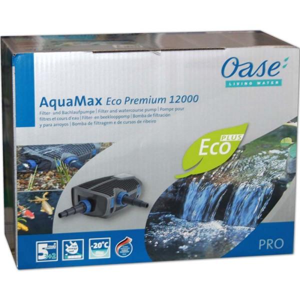 OASE AquaMax Eco PREMIUM 12000 Teichpumpe - 4010052507422 | © by gartenteiche-fockenberg.de