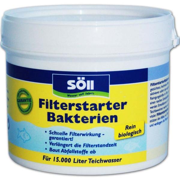 SöLL Filterstarter Bakterien 100g - 4021028116029 | © by gartenteiche-fockenberg.de