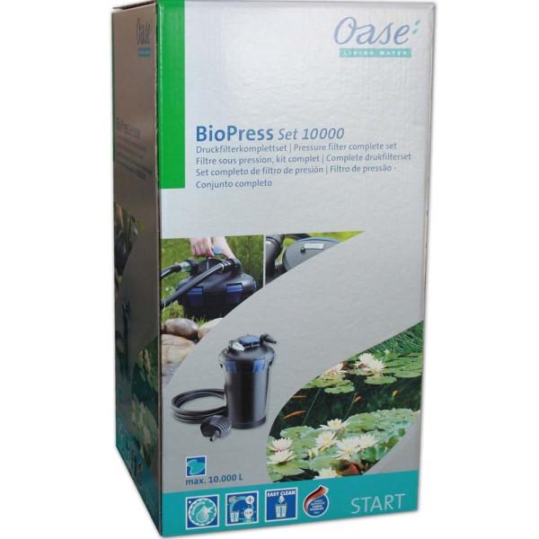 OASE BioPress Set 10000 Teichfilter+Pumpe+UVC - 4010052504551 | © by gartenteiche-fockenberg.de
