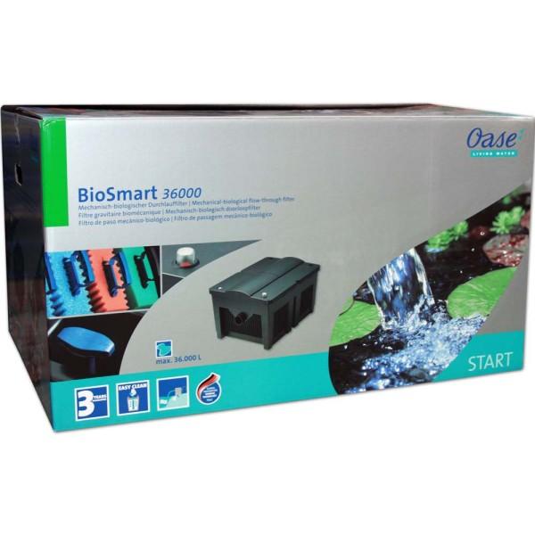 OASE BioSmart 36000 Teichfilter - 4010052566412 | © by gartenteiche-fockenberg.de