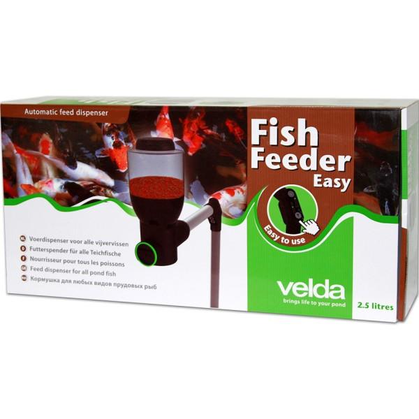 VELDA Fish Feeder Easy Futterautomat - 8711921260757 | © by gartenteiche-fockenberg.de