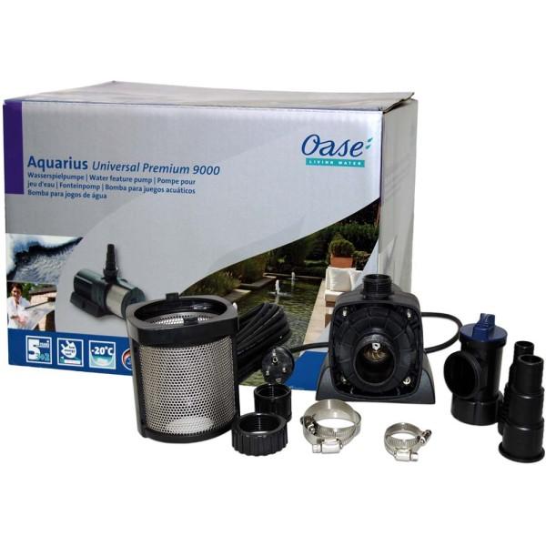 OASE Aquarius Universal Premium 9000 Wasserspielpumpe - 4010052568768 | © by gartenteiche-fockenberg.de