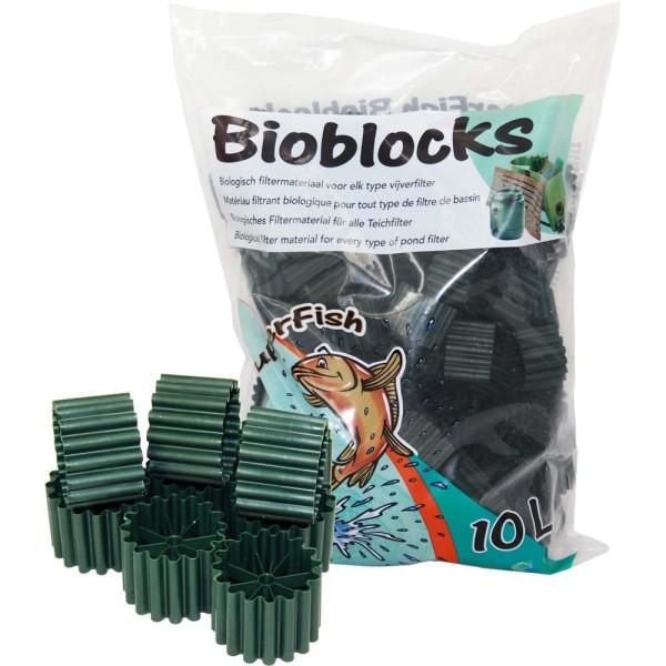 SUPERFISH Bioblocks Filtersubstrat 10L - 8715897025549 | © by gartenteiche-fockenberg.de