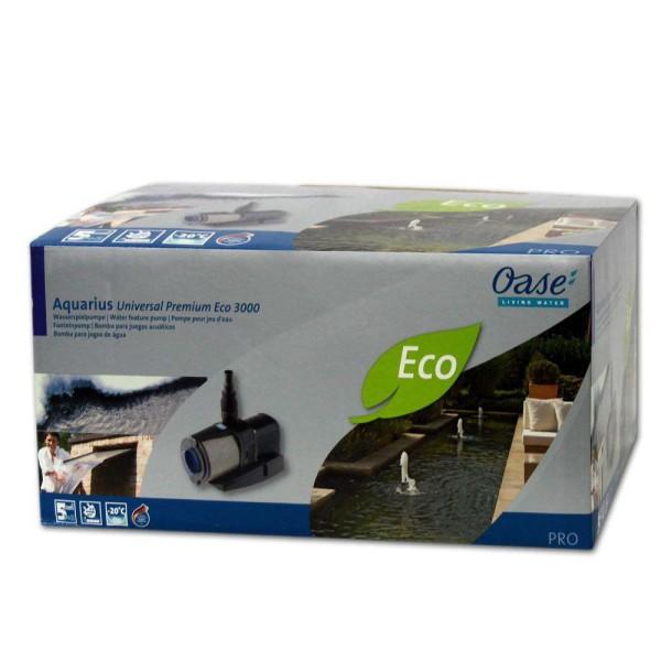 OASE Aquarius Universal Premium Eco 3000 Wasserspielpumpe - 4010052573908 | © by gartenteiche-fockenberg.de
