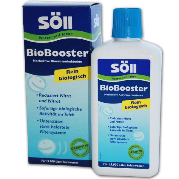 SöLL BioBooster Algenbekämpfung 500ml - 4021028581100 | © by gartenteiche-fockenberg.de
