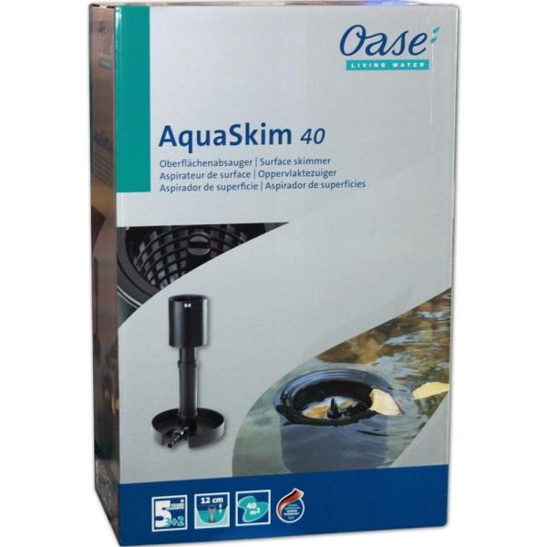 OASE AquaSkim 40 Standskimmer - 4010052569079   © by gartenteiche-fockenberg.de