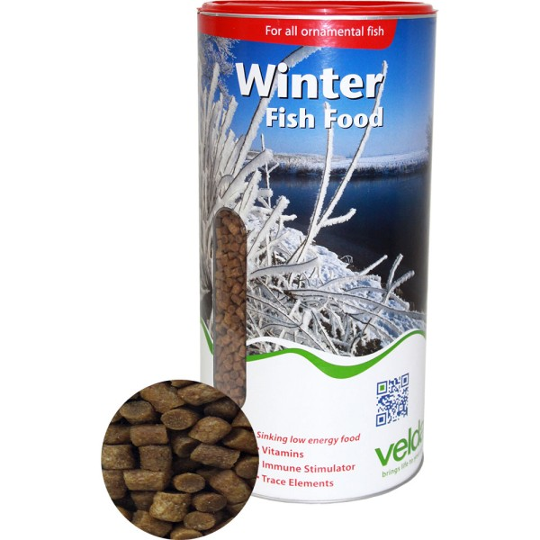 Velda Winter Fish Food Futter 1350g - 8711921204164 | © by gartenteiche-fockenberg.de