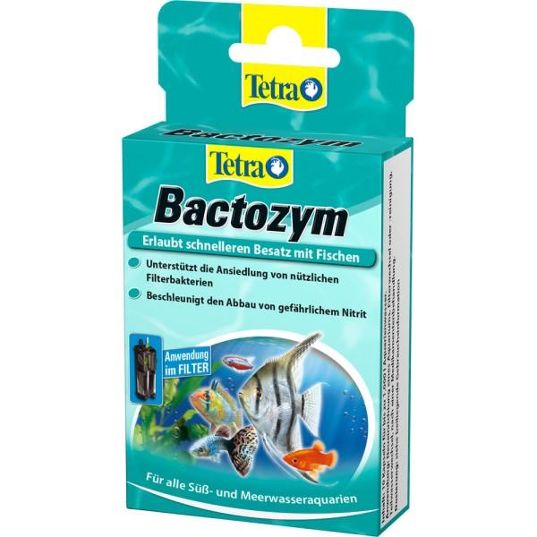 TETRA Bactozym Teichpflege 10 Kapseln - 4004218753716 | © by teichfreund24.de