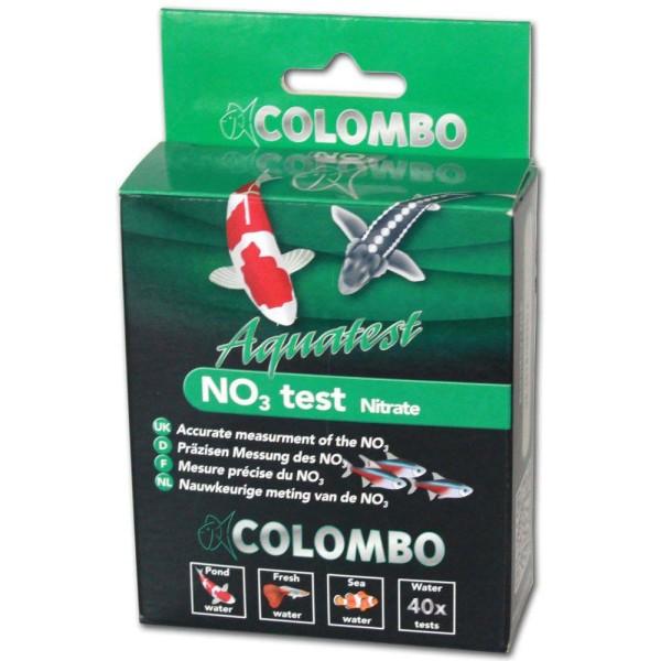 Colombo Aquatest NO3 Test Nitrate Wasseranalyse 40Stk. - 8715897030963 | © by gartenteiche-fockenberg.de