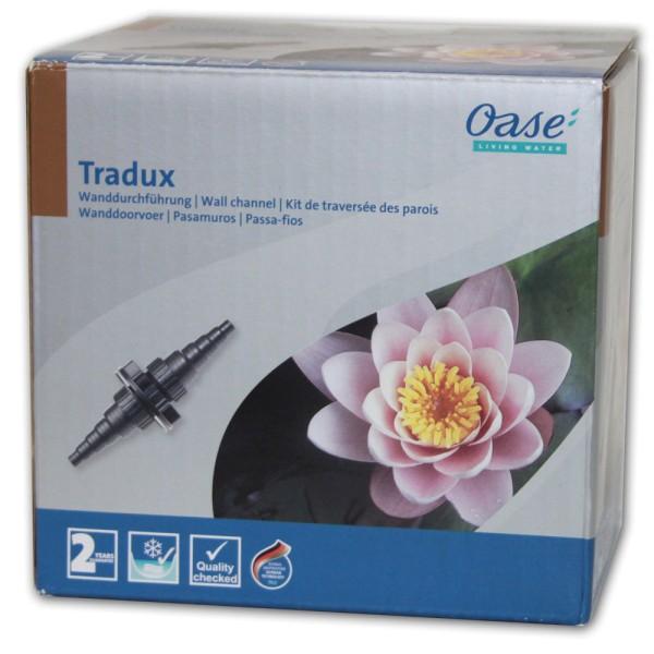 OASE Tradux Wanddurchführung - 4010052571546 | © by gartenteiche-fockenberg.de