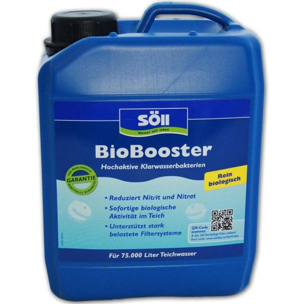 SöLL BioBooster Algenbekämpfung 2500ml - 4021028144220 | © by gartenteiche-fockenberg.de