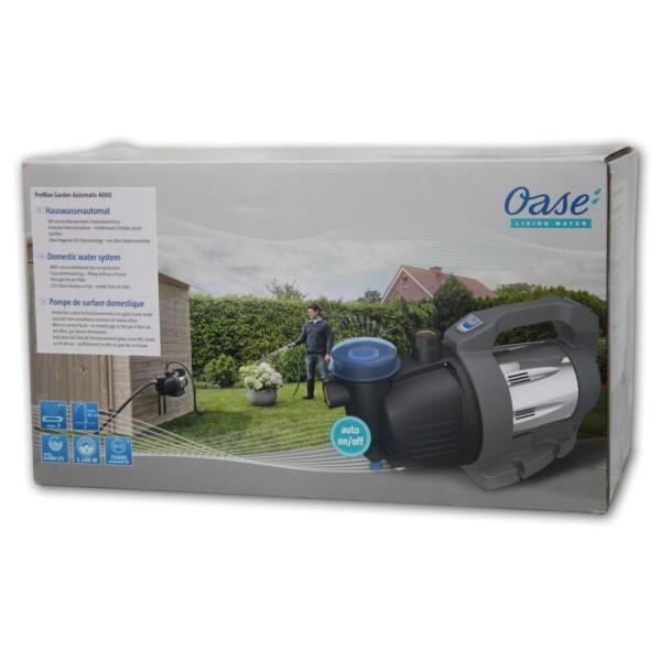 OASE ProMax Garden Automatic 4000 Gartenpumpe - 4010052431260 | © by gartenteiche-fockenberg.de