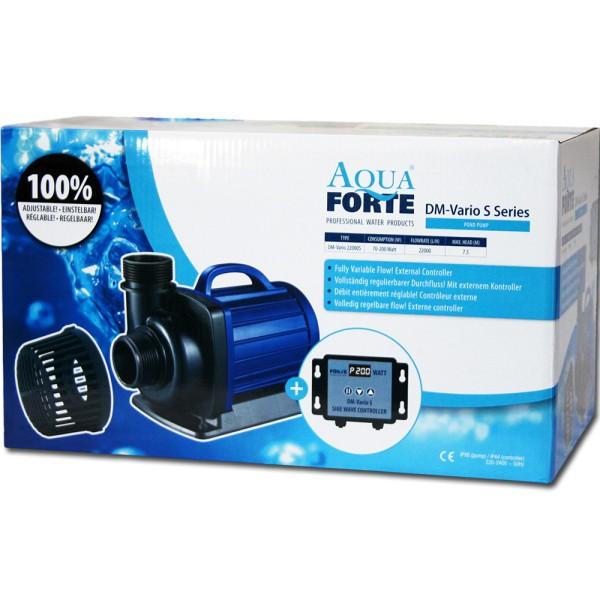 AquaForte DM-22000 Vario S Teichpumpe - 8717605124872 | © by gartenteiche-fockenberg.de