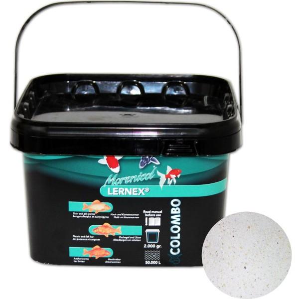 COLOMBO Morenicol Lernex Fischmedizin 2000g - 8715897186929 | © by gartenteiche-fockenberg.de