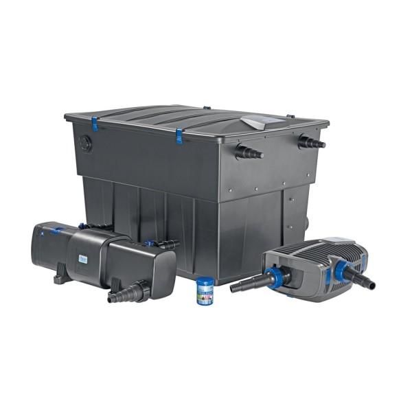 OASE BioTec Screenmatic Set 60000 Teichfilter+Pumpe+UVC - 4010052576985 | by gartenteiche-fockenberg.de