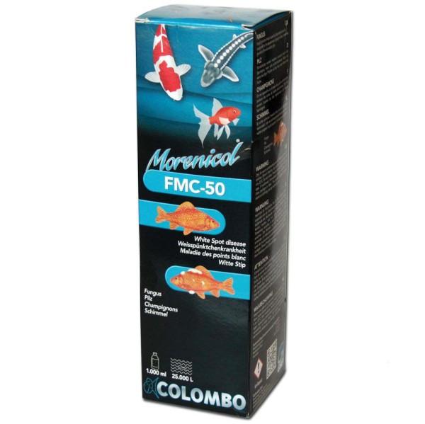 COLOMBO Morenicol FMC-50 Fischmedizin 1000ml - 8715897025709 | © by gartenteiche-fockenberg.de