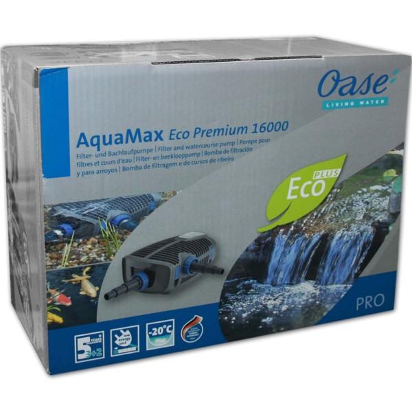 OASE AquaMax Eco PREMIUM 16000 Teichpumpe - 4010052507453 | © by gartenteiche-fockenberg.de