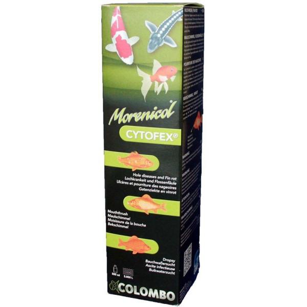 COLOMBO Morenicol Cytofex Fischmedizin 500ml - 8715897025617 | © by gartenteiche-fockenberg.de