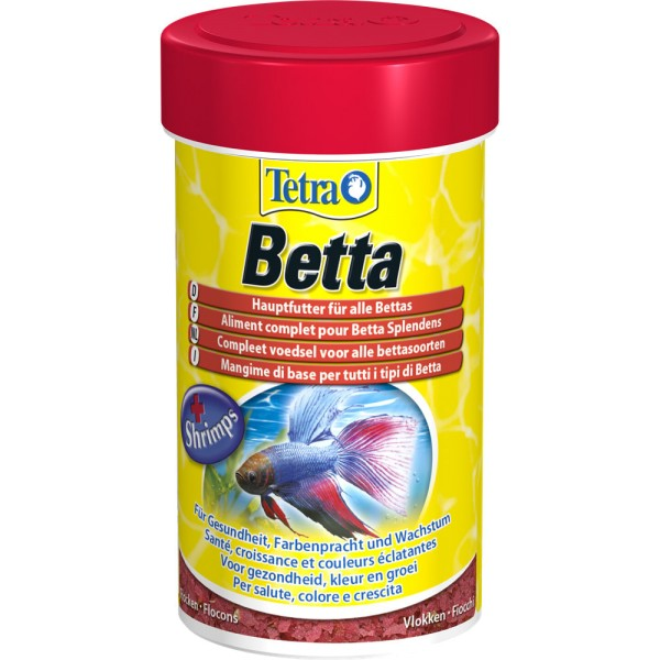 TETRA Betta Fischfutter 100ml