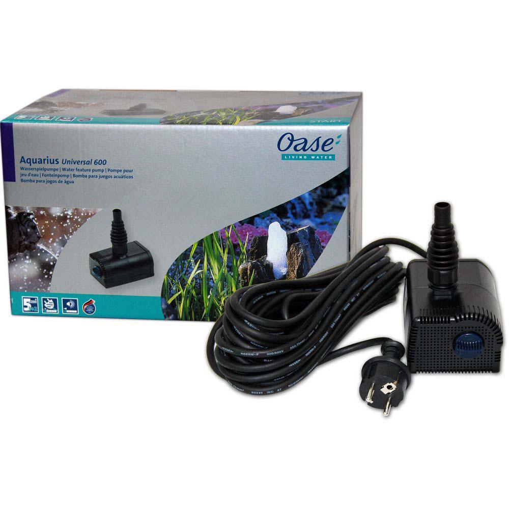Oase 36975 Aquarius Universal Classic 600 Wasserspielpumpe
