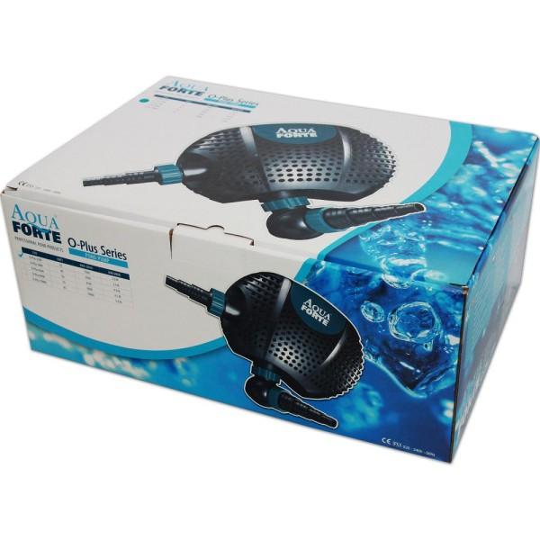 AquaForte O-Plus Serie 3500 Teichpumpe - 8717605086071   © by gartenteiche-fockenberg.de
