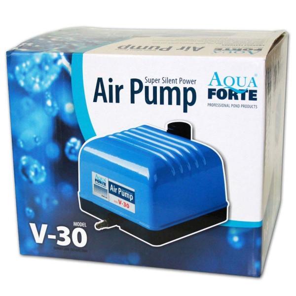 AQUA FORTE Air Pump V30 Teichbelüfter - 8717605074580 | © by gartenteiche-fockenberg.de