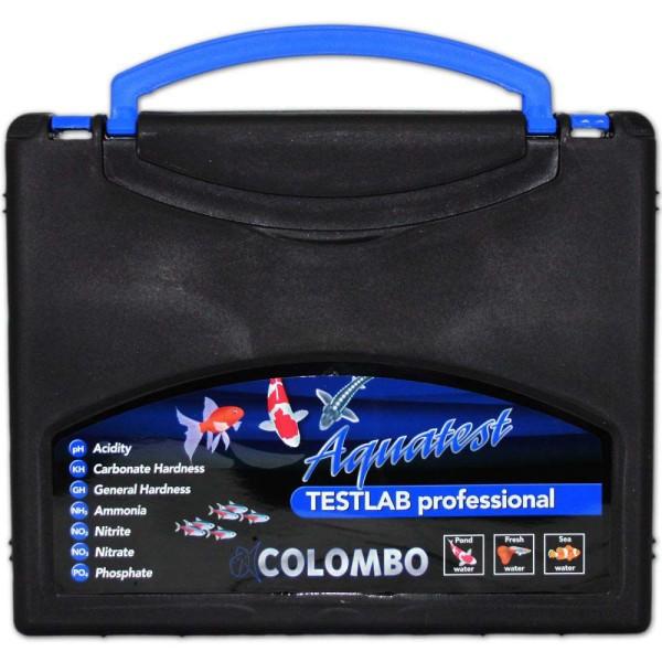 COLOMBO Testlab Professional Wassertestkoffer - 8715897042447 | © by gartenteiche-fockenberg.de