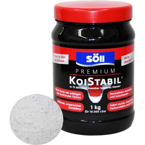 SöLL Koistabil Premium Wasseraufbereiter 1000g - 4021028155202 | © by gartenteiche-fockenberg.de
