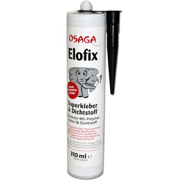 Elofix Superkleber und Dichtstoff 310 ml von Osaga - 8715897308246 | © by gartenteiche-fockenberg.de