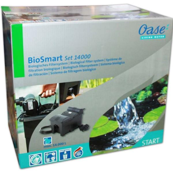 OASE BioSmart 14000 SET Teichfilter+Pumpe+UVC - 4010052504513 | © by gartenteiche-fockenberg.de
