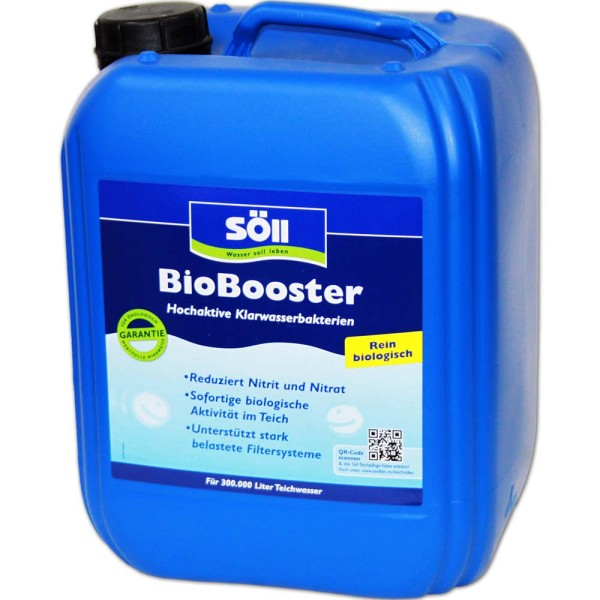 SöLL BioBooster Algenbekämpfung 10L - 4021028102558 | © by gartenteiche-fockenberg.de