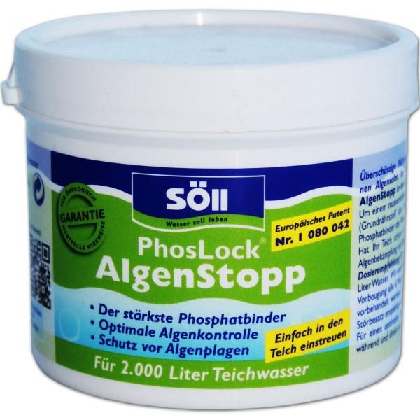 Söll PhosLock AlgenStopp 100g - 4021028110010 | © by gartenteiche-fockenberg.de