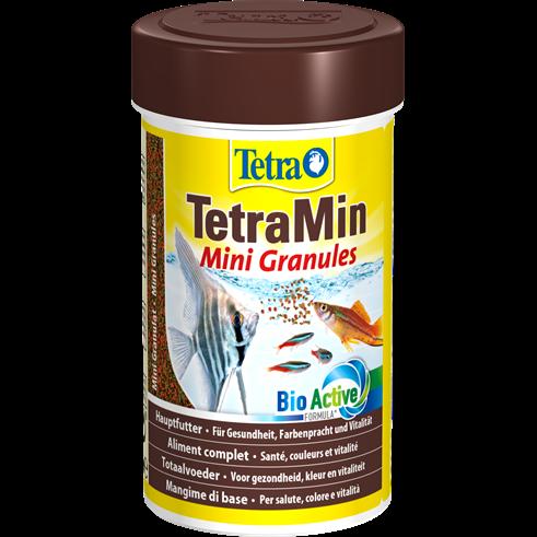 TETRA TetraMin Granules Fischfutter 100ml - 4004218135420 | © by gartenteiche-fockenberg