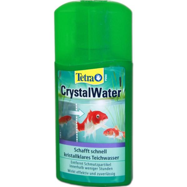 Tetra Pond CrystalWater Wasseraufbereiter 250ml - 4004218180635 | © by gartenteiche-fockenberg.de