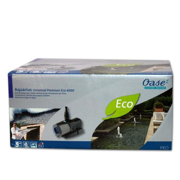 OASE Aquarius Universal Premium Eco 4000 Wasserspielpumpe - 4010052573922 | © by gartenteiche-fockenberg.de