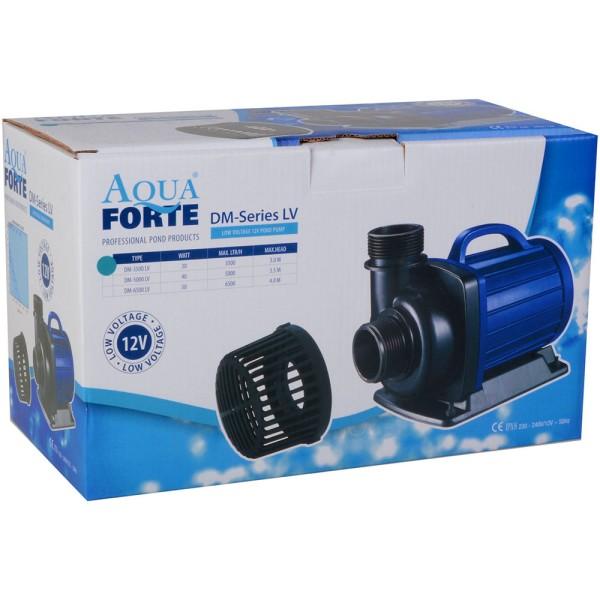 AquaForte DM-3500LV 12V Teichpumpe - 8717605090382 | by gartenteiche-fockenberg.de