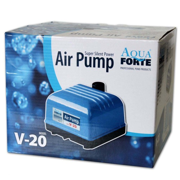 Aqua Forte Air Pump V20 Teichbelüfter - 8717605074573 | © by gartenteiche-fockenberg.de