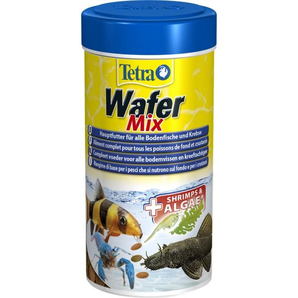 TETRA Wafer Mix 250 ml Zierfischfutter - 4004218128996 | by gartenteiche-fockenberg.de