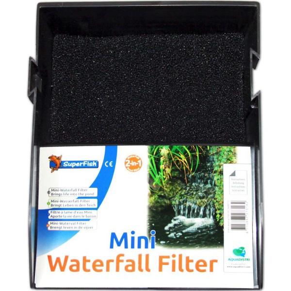 Superfish Waterfall Filter Mini - 8715897273162 | © by gartenteiche-fockenberg.de